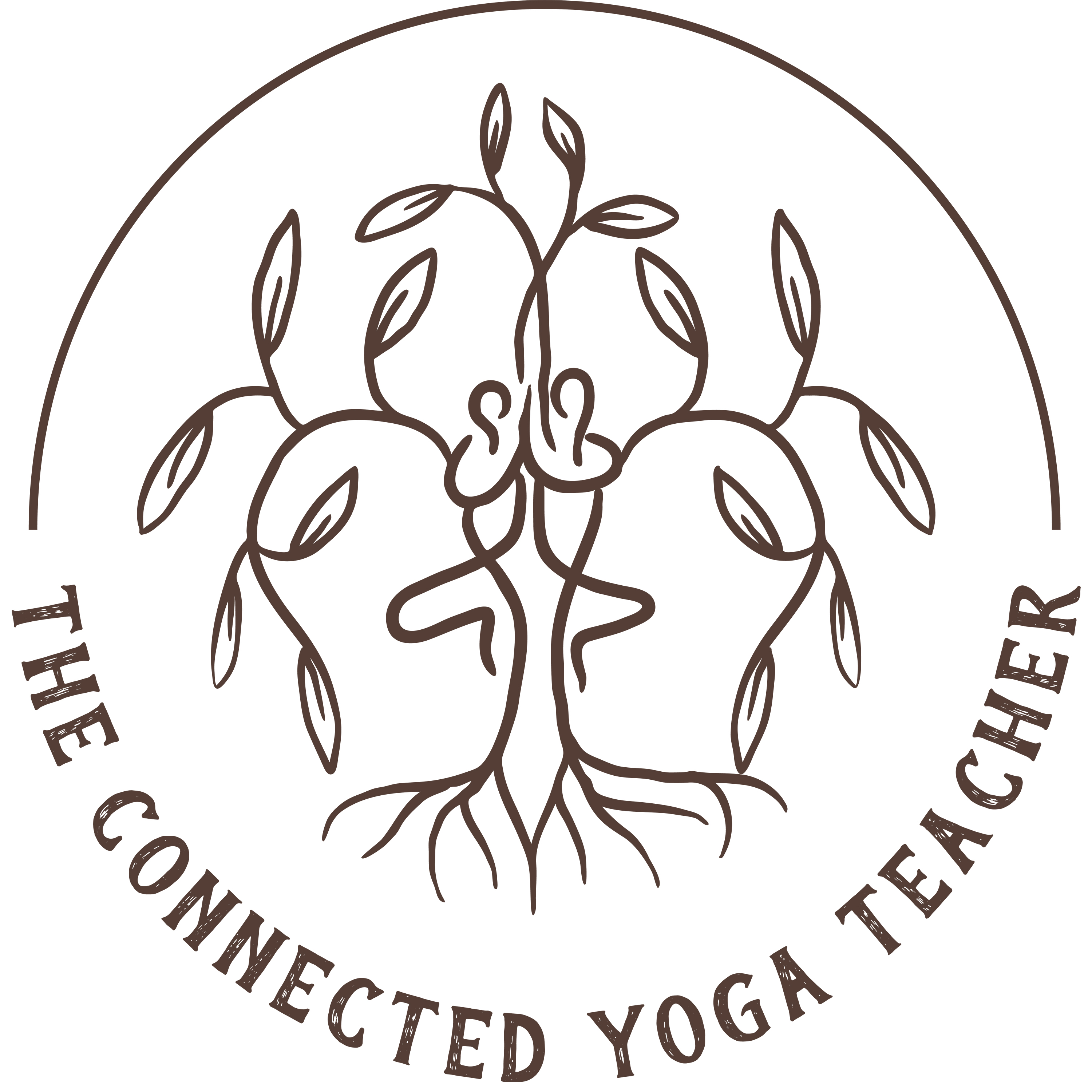 The Connected Yoga Teacher
