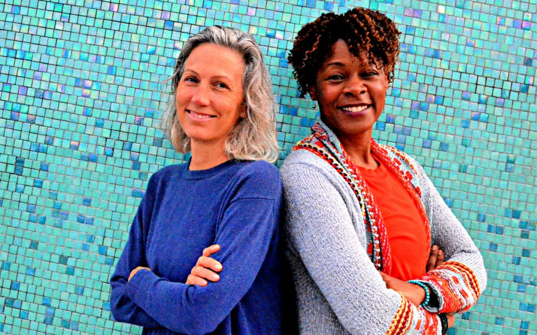 173: Social Justice, Politics & Yoga with Chara Caruthers and Maria Kirsten